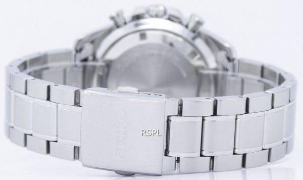 Montre Seiko chronographe tachymètre Quartz SSB303 SSB303P1 SSB303P hommes