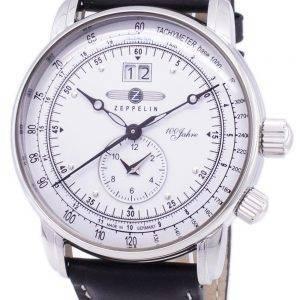 Zeppelin série 100 ans éd.1 Allemagne fait 7640-4 76404 montre homme