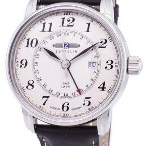 Zeppelin série LZ127 Graf Allemagne faite 7642-5 76425 montre homme