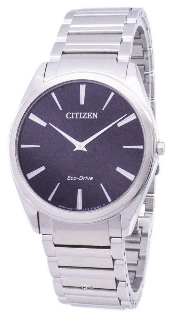 Montre Citizen Eco-Drive analogique AR3071-87F masculine