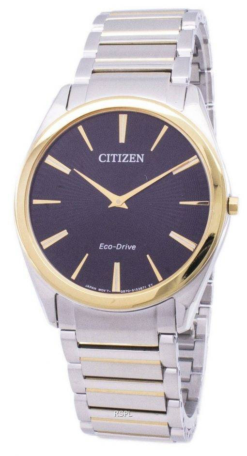 Montre Citizen Eco-Drive Stiletto Super AR3078-88E masculine