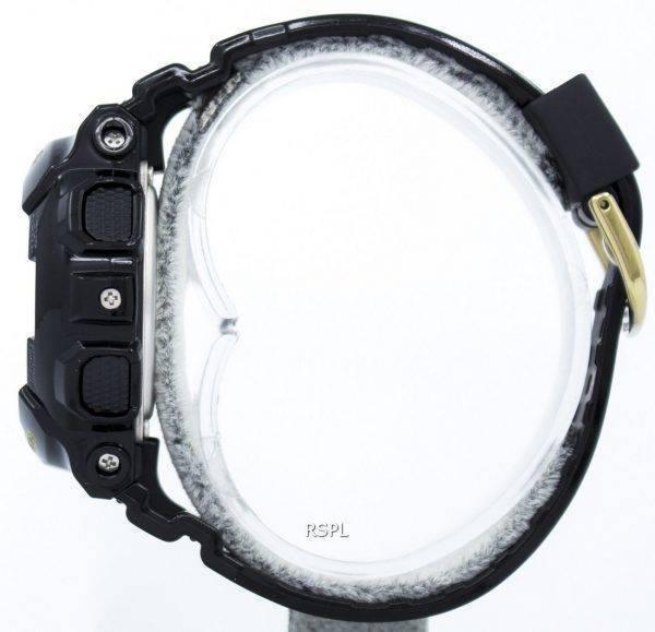 Montre Casio Baby-G Heure monde numérique analogique BA-110-1A femmes