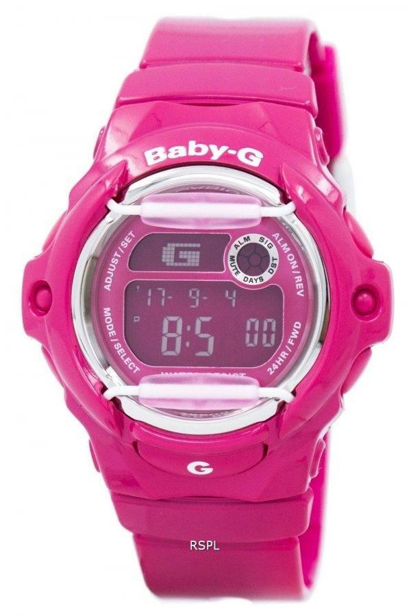 Montre Casio Baby-G Rose mondial temps BG-169R-4 b féminin