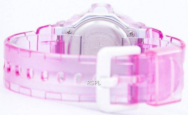 Montre Casio Baby-G Réveil Heure monde BG-169R-4D BG169R femmes