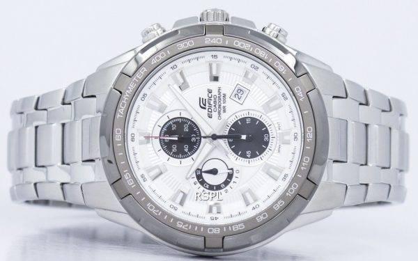 Casio Edifice chronographe tachymètre EF-539D-7AV montre homme