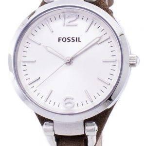 Fossil Argent Géorgie cadran de ES3060 femmes