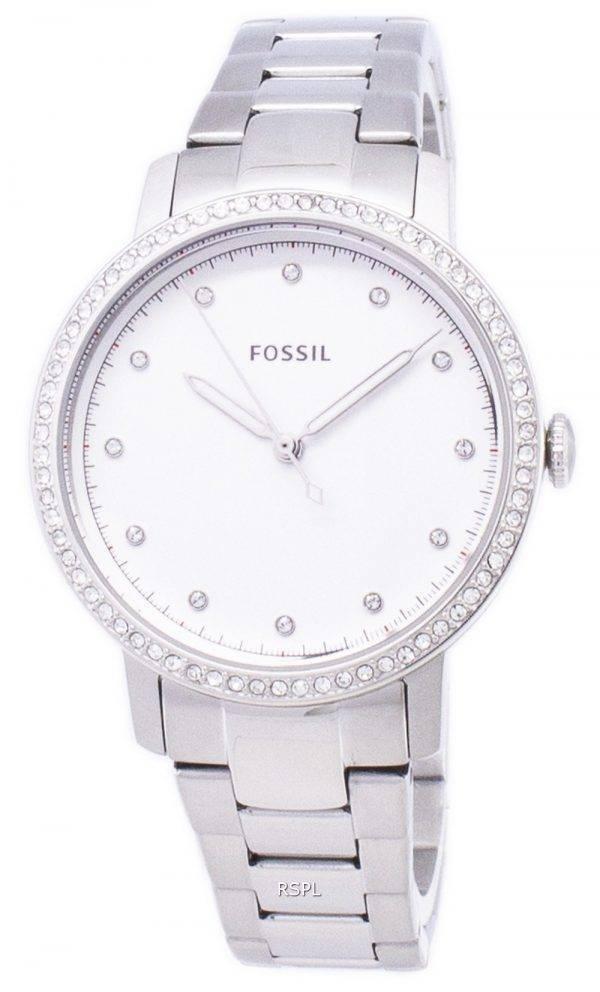 Fossile Neely Quartz diamant Accent ES4287 Women Watch