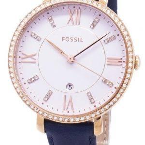 Fossiles Jacqueline Quartz diamant Accents ES4291 Women Watch