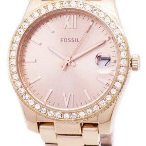 Scarlette fossiles Quartz diamant Accents ES4318 Women Watch