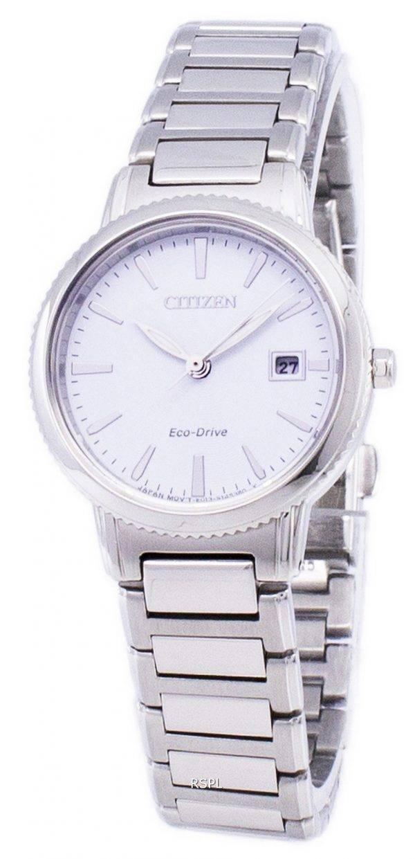 Montre Citizen Eco-Drive Chandler Silhouette EW2370-57 a féminin