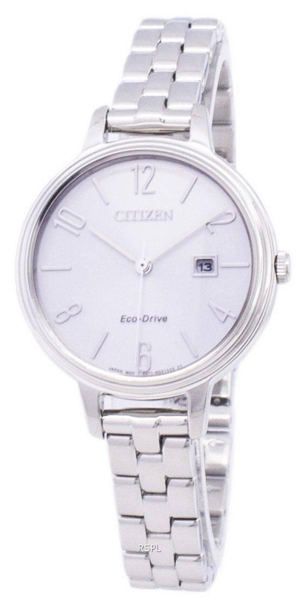 Montre Citizen Eco-Drive Chandler Silhouett EW2440-53 a féminin
