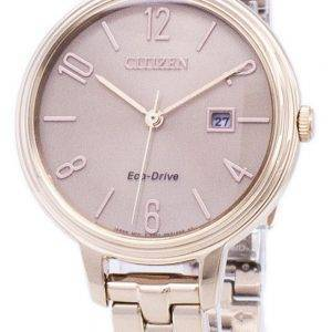 Citizen Eco-Drive Chandler Silhouette EW2443-55 X Women Watch