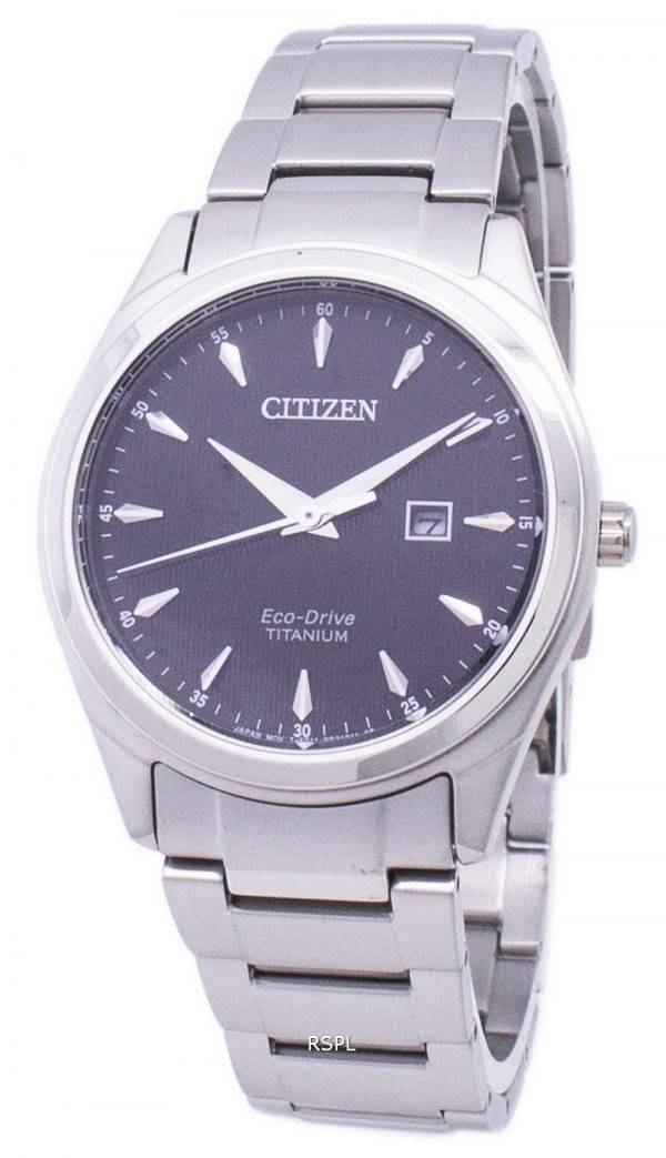 Montre Citizen Eco-Drive Super Titanium EW2470-87F féminin