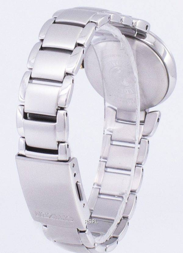 Montre Citizen Eco-Drive Super Titanium EW2506-81Y féminin