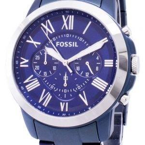 Accorder des fossiles montre chronographe Quartz FS5230 masculin
