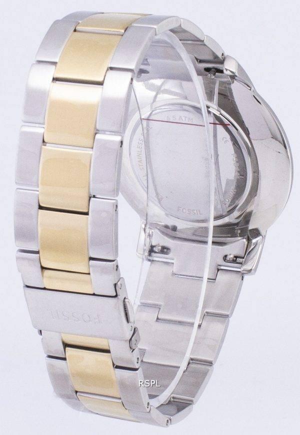 Fossiles du FS5441 de Quartz minimaliste 3H montre homme