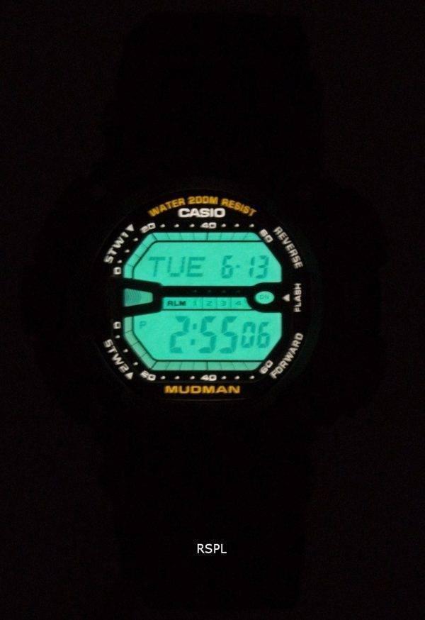 Casio G-Shock Mudman G-9000-1V G9000-1V G-9000 G-9000-1 G9000-1
