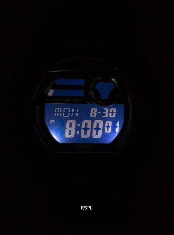 Montre Casio G-Shock illuminateur Super alerte Flash 200M GD-400-3 hommes
