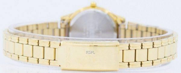 Casio à quartz analogique Gold Tone cadran de LTP-1275G-9ADF LTP-1275G-9A femmes