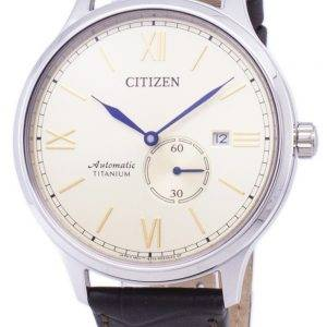 Montre Citizen Super titane automatique NJ0090 - 13p masculine