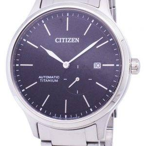 Montre Citizen Super titane automatique NJ0090-81F masculine