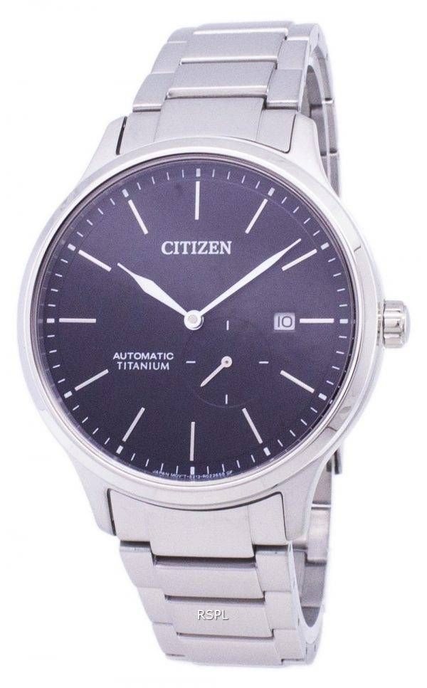 Montre Citizen Super titane automatique NJ0090-81F masculine