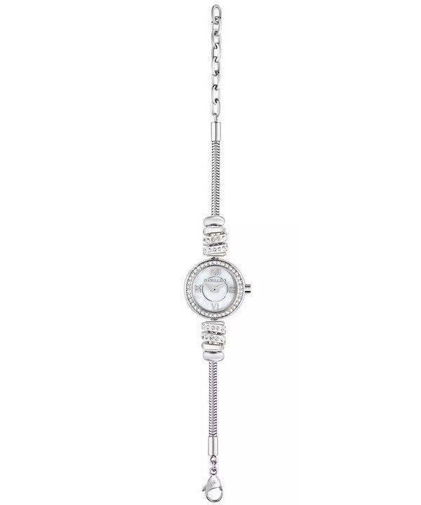 Montre Morellato Drops Quartz diamant Accents R0153122540 féminin