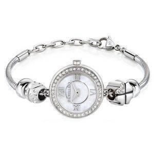 Montre Morellato Drops Quartz diamant Accents R0153122589 féminin