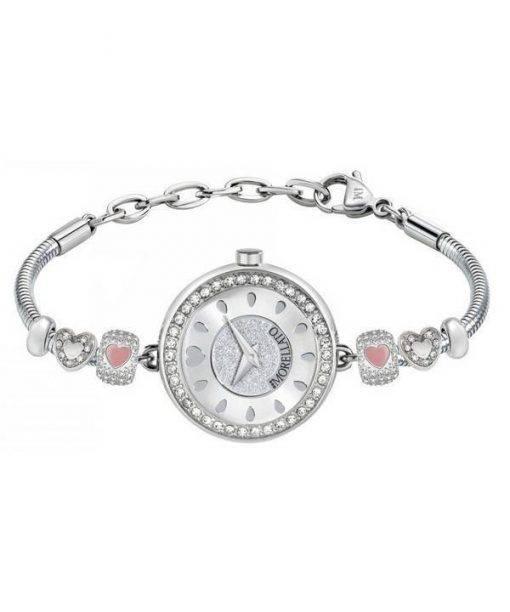 Montre Morellato Drops Quartz diamant Accents R0153122592 féminin