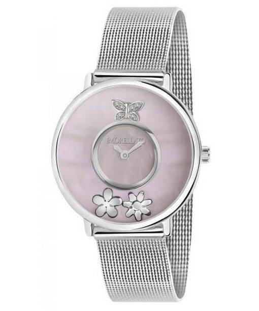 Accents de diamant Morellato Quartz Watch R0153150501 féminin