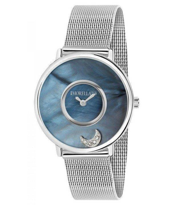Accents de diamant Morellato Quartz Watch R0153150507 féminin