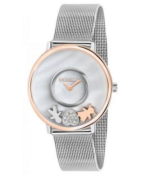 Accents de diamant Morellato Quartz Watch R0153150508 féminin