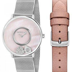 Morellato Vita Quartz diamant Accents R0153150509 Women Watch