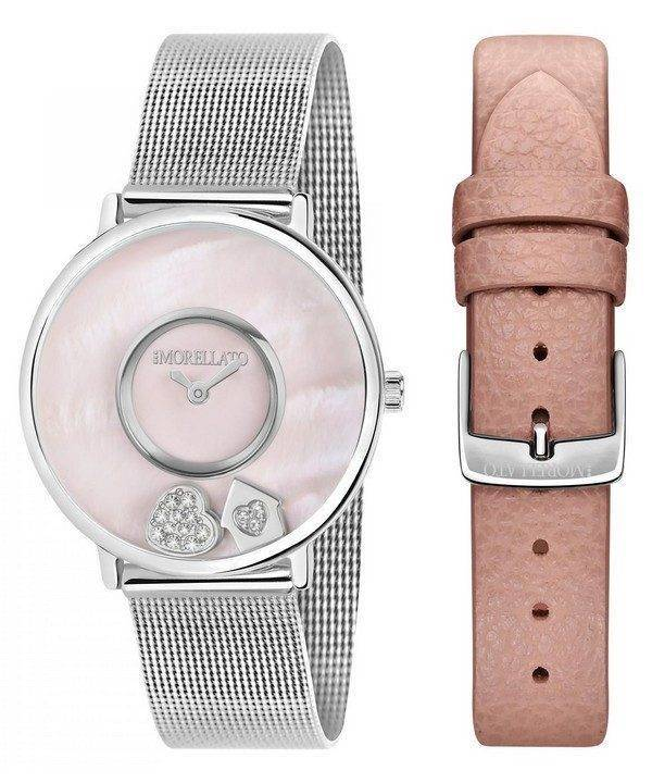 Morellato Vita Quartz diamant Accents R0153150509 Women Watch