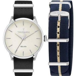Trussardi T-Evolution Quartz R2451123007 montre homme
