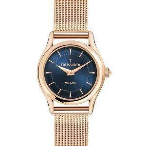 Montre Quartz Trussardi T-Light R2453127502 féminin