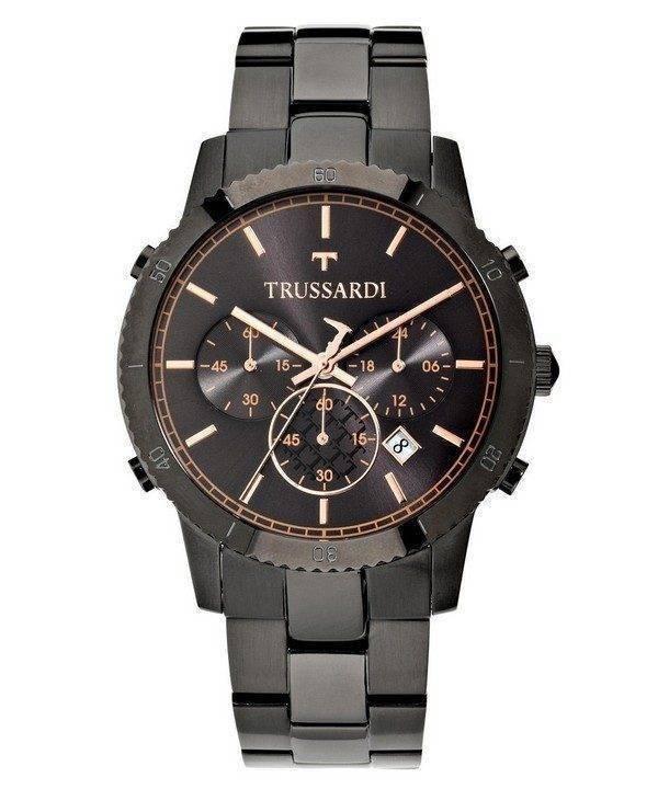Trussardi T-Style Chronographe Quartz R2473617001 montre homme