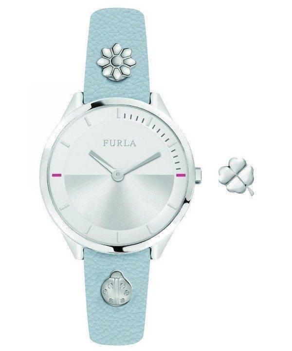 Montre Quartz Furla Pin R4251112508 féminin