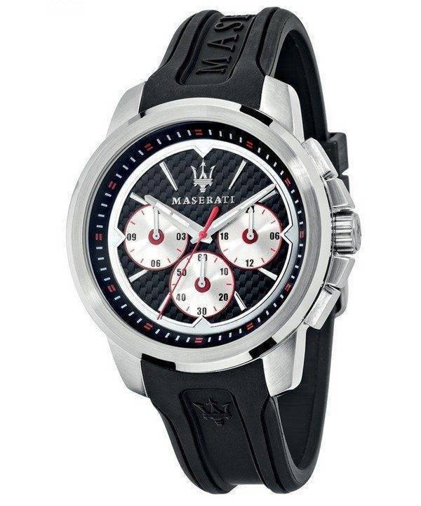 Maserati Sfida Chronographe Quartz R8851123001 montre homme