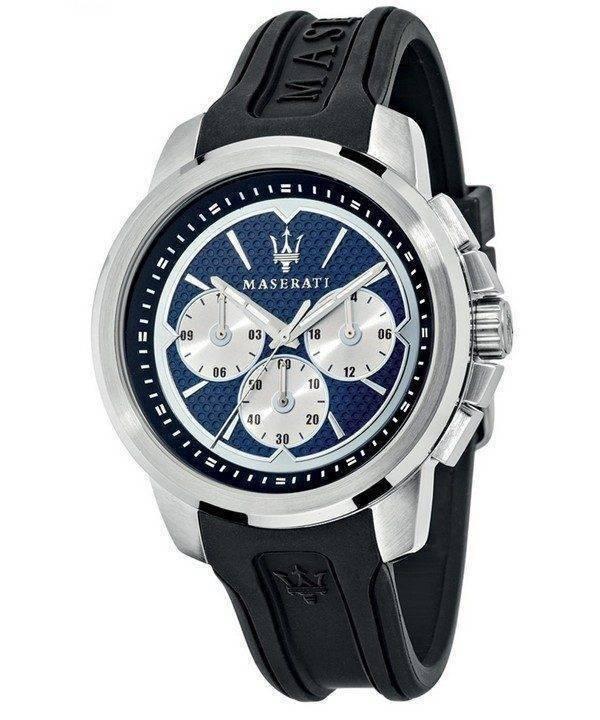 Maserati Sfida Chronographe Quartz R8851123002 montre homme