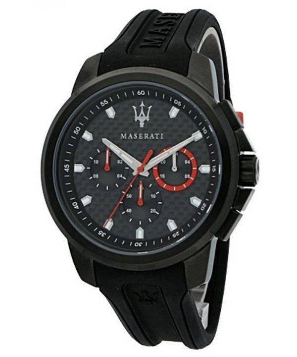 Maserati Sfida Chronographe Quartz R8851123007 montre homme