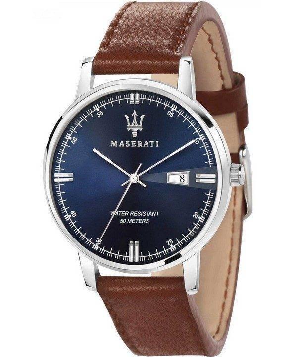 Maserati Eleganza Quartz R8851130003 montre homme