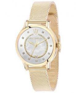 Maserati Epoca Quartz diamant Accents R8853118502 Women Watch