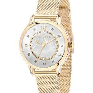 Maserati Epoca Quartz diamant Accents R8853118502 Women Watch