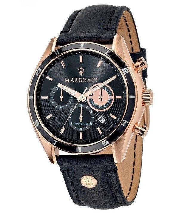 Maserati Sorpasso Chronographe Quartz R8871624001 montre homme