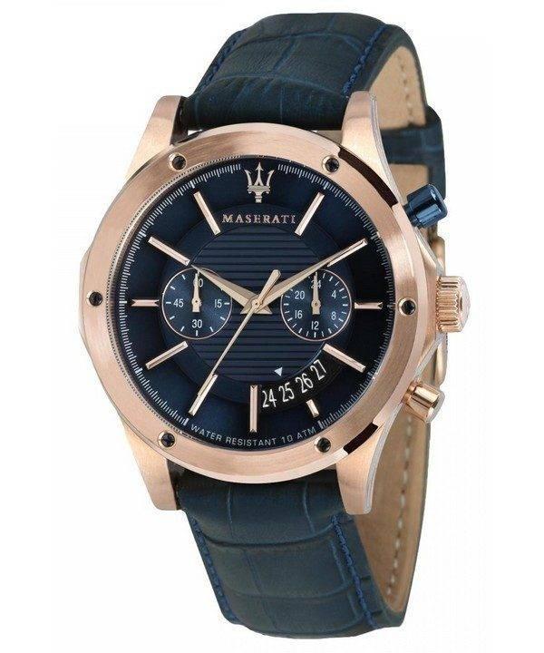Circuito de Maserati Chronographe Quartz R8871627002 montre homme