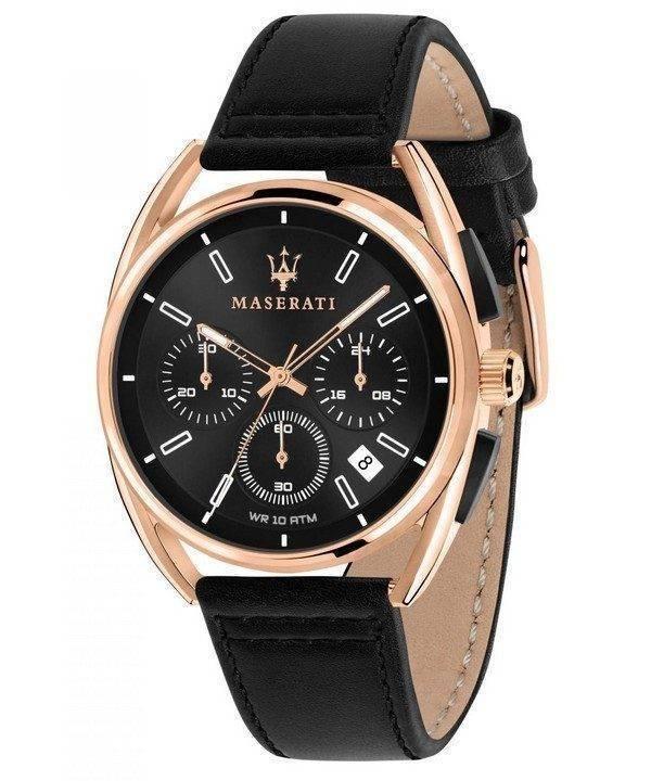 Maserati Trimarano Chronographe Quartz R8871632002 montre homme