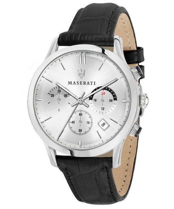 Maserati Ricordo Chronographe Quartz R8871633001 montre homme