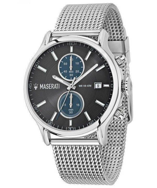 Maserati Epoca Chronographe Quartz R8873618003 montre homme