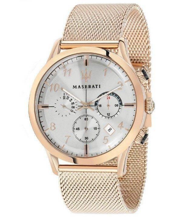 Maserati Ricordo Chronographe Quartz R8873625002 montre homme